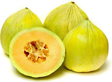 Crenshaw Melon - ORGANIC - Heirloom Vegetable - 10 Seeds