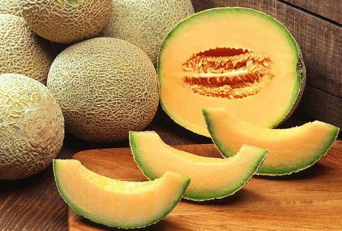 Hearts of Gold Melon - ORGANIC - Heirloom Vegetable - 10 Seeds