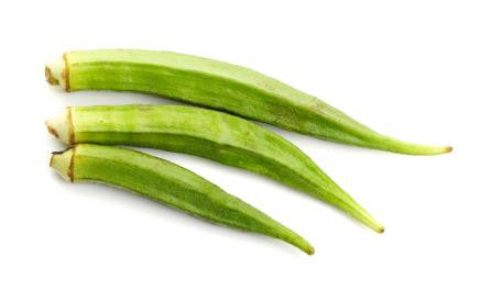 Perkins Long Pod Okra - ORGANIC - Heirloom Vegetable - 20 Seeds