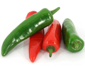 Anaheim / New Mexico Chilli Pepper - ORGANIC - Heirloom Vegetable - 20 Seeds