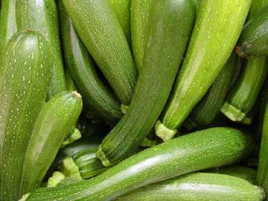 Dark Green Zucchini - ORGANIC - Heirloom Vegetable - 10 Seeds