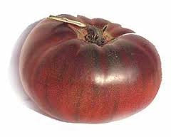 Brandwyine Black Tomato - ORGANIC - Heirloom Vegetable - 10 Seeds