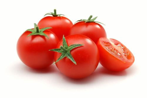 Large Red Cherry Tomato - ORGANIC - Heirloom Vegetable - 20 Seeds