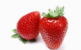 Red Strawberry - Fruit / Berry - Fragaria ananassa - 10 Seeds