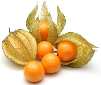 Cape Gooseberry - Physalis peruviana - Organic Heirloom Fruit - 50 seeds