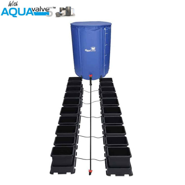 Autopot Easy2grow 20 Pot System AQUAValve5 with 8.5L Pots with 225L Tank - Hydroponic Systems