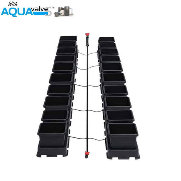 Autopot Easy2grow 20 Pot System AQUAValve5 with 8.5L Pots without Tank - Hydroponic Systems