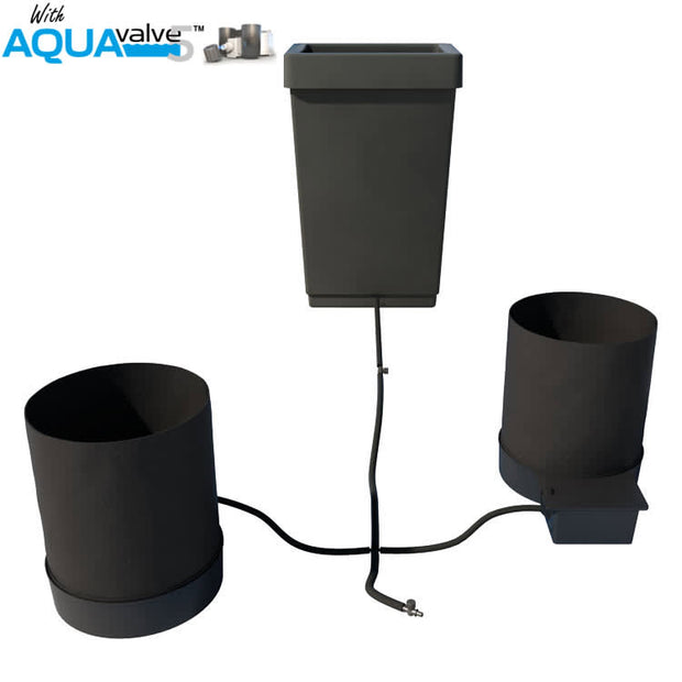 Autopot SmartPot 2 Pot XL System AQUAValve5 with 47 L Tank - Hydroponic Systems