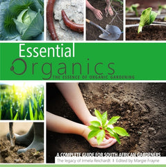 Essential Organics - The Essence of organic gardening book