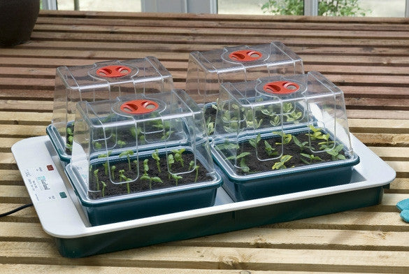 Garland Fab 4 Heated Electric Seedling Propagator
