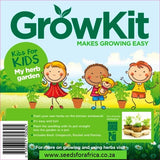 Growkit for kids - My Herb Garden