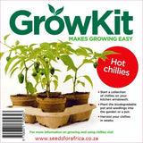 Growkit - Hot Chillies