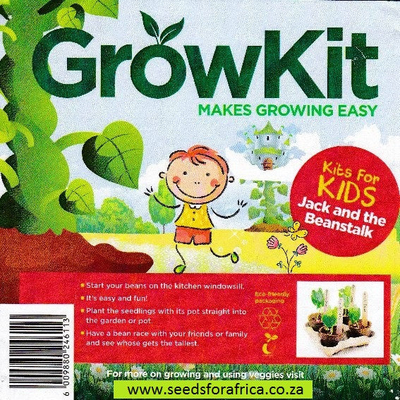 Growkit for kids- Jack and the Beanstalk