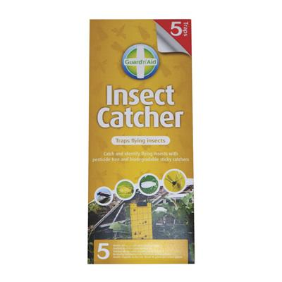 Guard n Aid Insect Catcher 5 Pack - Hydroponic Pest Control