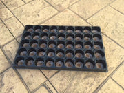 Jiffy Professional Growing Tray - 45 Cell for Medium Seeds with Pellets