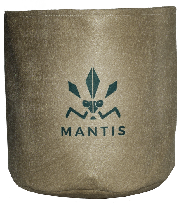 Mantis Geotextile Fabric Grow Bags / Pots without side opening