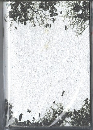 Growing Paper - Notebook - Nature