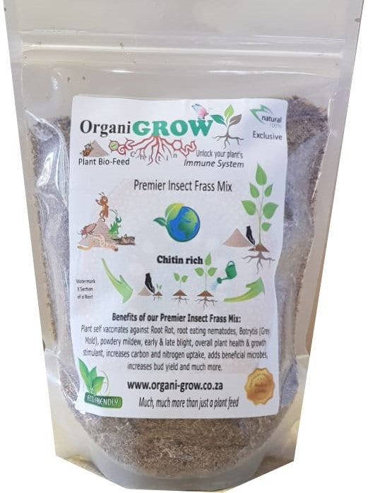 Organi GROW - Natural Fertilizer 1 liter