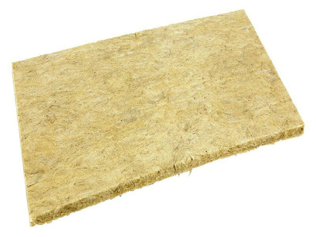 Rockwool plates for Microgreen Tray 36cm x 34cm x 1.5cm (excludes tray)