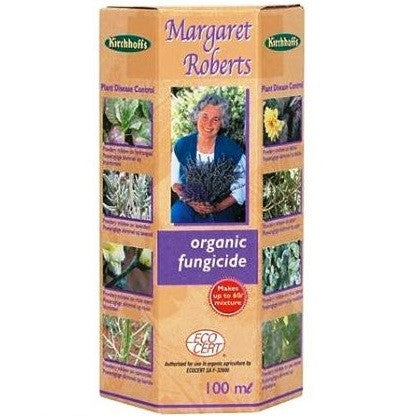 Margaret Roberts Organic Fungicide 100ML - Makes up to 60 Litres