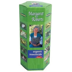 Margaret Roberts Organic Insecticide 200ML - Makes up to 10 Litres