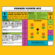 Gro-Urban - Square Foot Gardening Squares - Summer Flowers