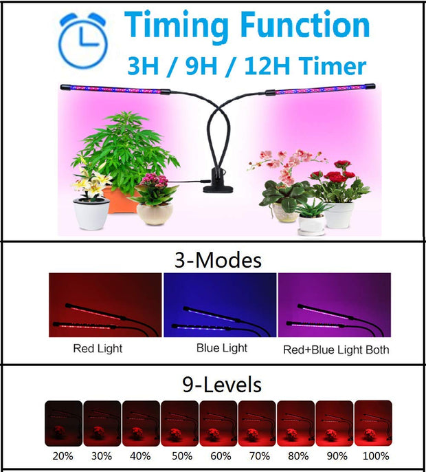 Urban Clip - Indoor Hydroponic Light unit