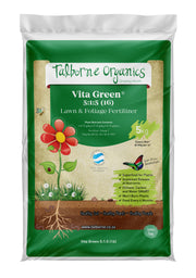 Talborne Organics - Vita Green 5:1:5 (16) Lawns, Palms & Tropical Gardens Organic Fertilizer