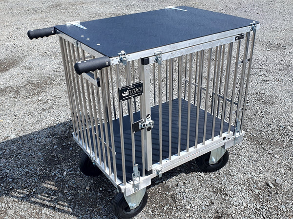 1 Berth MIDI Titan Dog Show Trolley