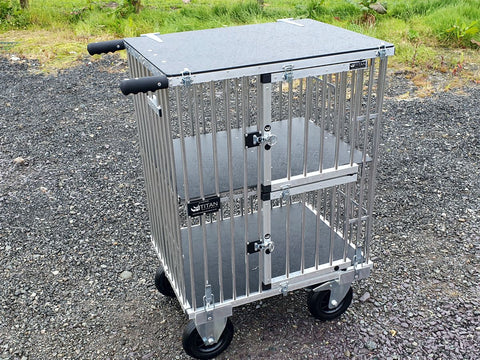 Double Decker MIDI Titan Dog Show Trolley