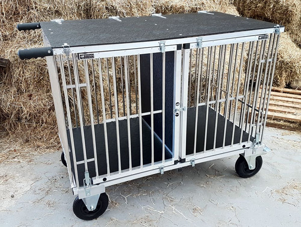 Titan 1 or 2 Berth GIANT Dog Show Trolley