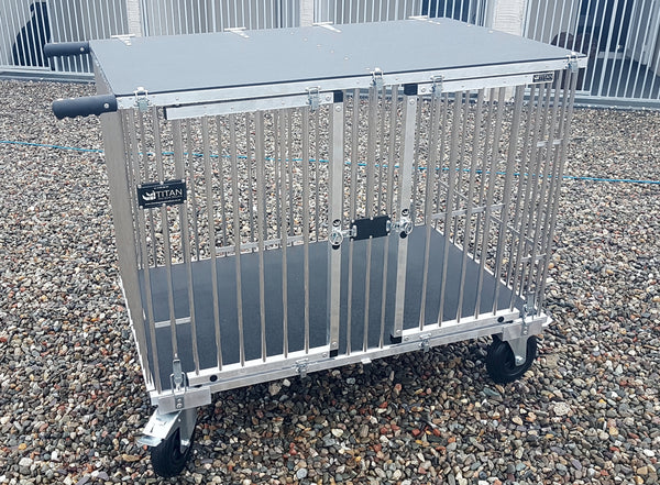 Titan 1 or 2 Berth JUMBO Dog Show Trolley