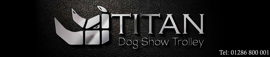 Titan Dog Show Trolley Covers