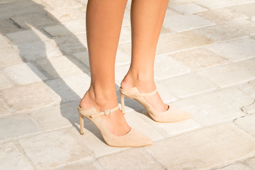 Move Lightly Heel
