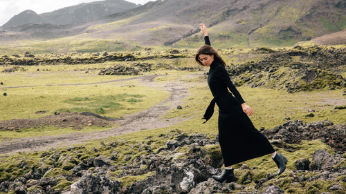 Matisse Fall 18 Iceland Campaign
