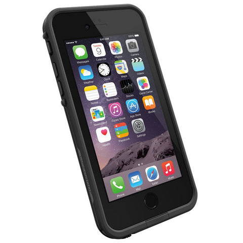 iPhone 6 LifeProof Fre Series Case Black