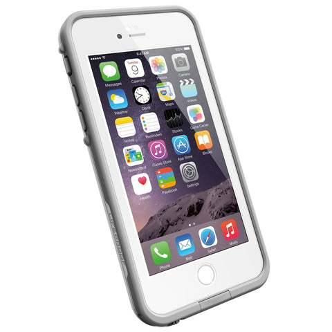 iPhone 6 LifeProof Fre Series Case White/Grey