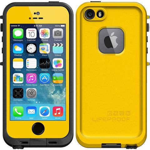 iPhone 5/5S LifeProof Fre Series Case Yellow