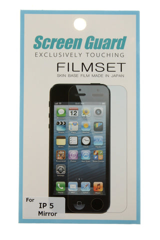 Iphone 5/5S/5C Mirror Screen Protector