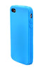 iPhone 4/4S Anti Slip Soft Silicone Light Blue