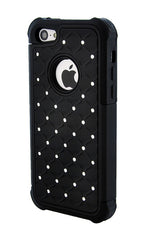 iPhone 4/4S Armor Black Diamond