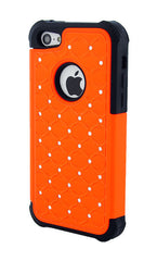 iPhone 5/5S Orange Armor Diamond