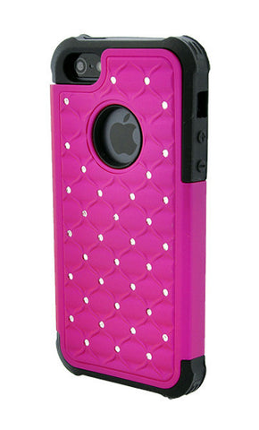 iPhone 6/6S Armor Hot Pink Diamond