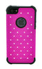 iPhone 5/5S Armor Hot Pink Diamond