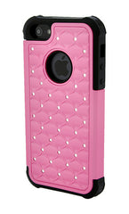 iPhone 5/5S Armor Pink Diamond