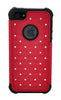 iPhone 5C Armor Red Diamond