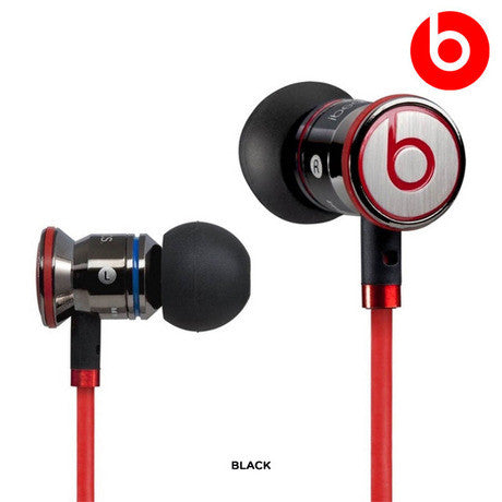 Monster iBeats In-Ear Noise-Isolating Headphones with ControlTalk