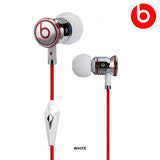 Monster iBeats In-Ear Noise-Isolating Headphones with ControlTalk White