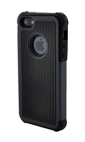 iPhone 6 Plus Shockproof Black