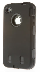 iPhone 6 Plus Heavy Duty Front/Back Black